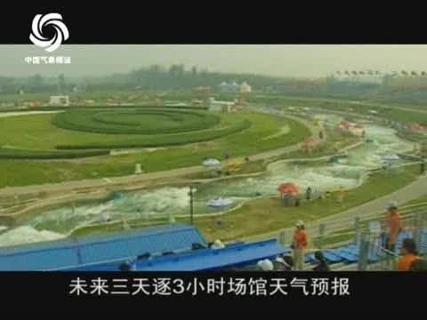 气象科技保障奥运之综合探测精细预报