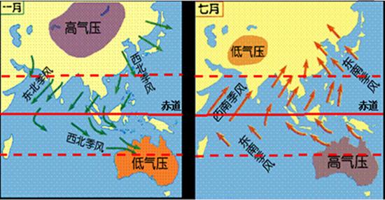 """专家解读:南方暴雨频发 祸首是""""南海夏季风""""?"""