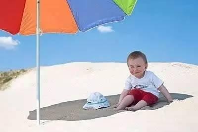 夏季宝宝如何晒出健康