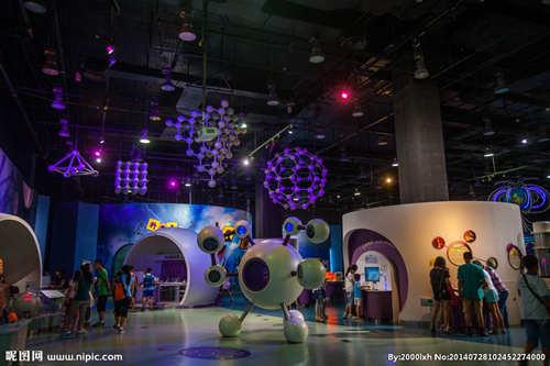 中国科技馆-儿童乐园