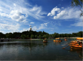 夏天的北京