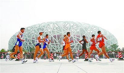 2015年田径世锦赛期间北京部分道路采取交通管制