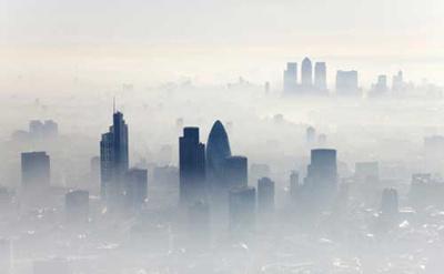 雾霾为何秋冬季多发