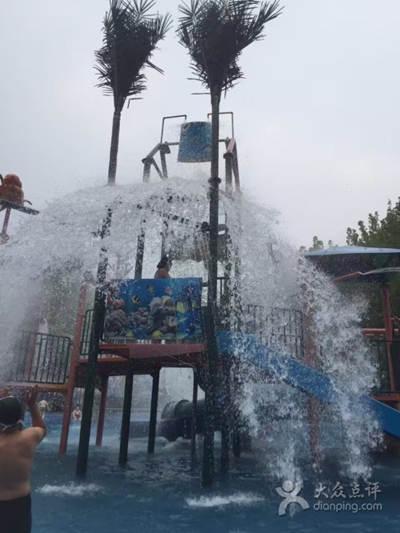 青年湖公园—水上乐园