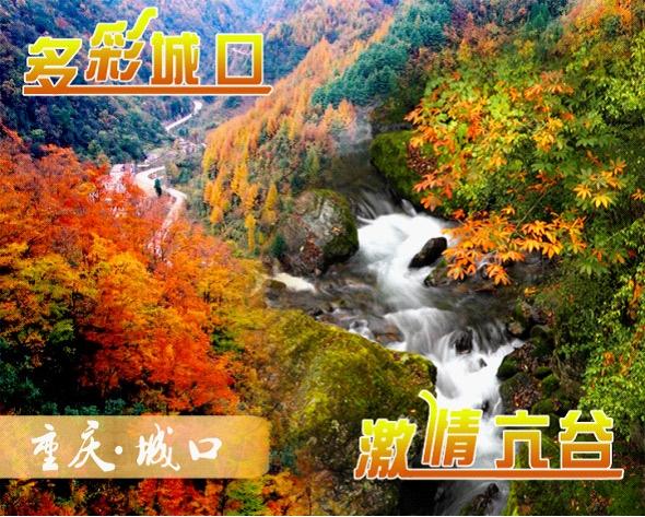 中国大巴山(重庆?城口)彩叶文化旅游节