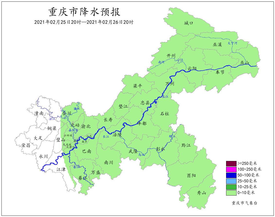 24―26日降温降雨 注意防范强对流天气