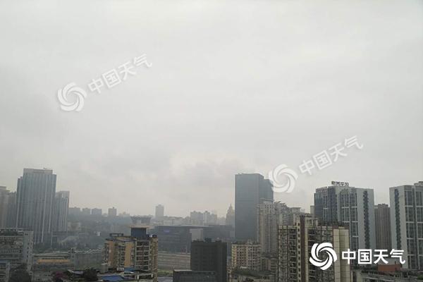 5月来重庆主城平均气温创近23年同期最低 今起开启升温模式