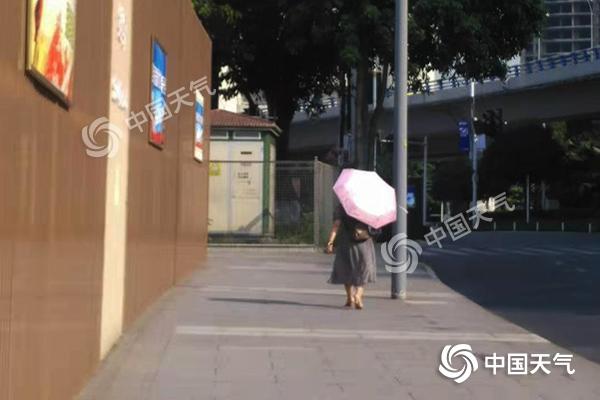重庆再热三天!27日起全城有望降