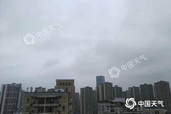 今夜起重庆各地迎雨 东北部注意防范地质灾害