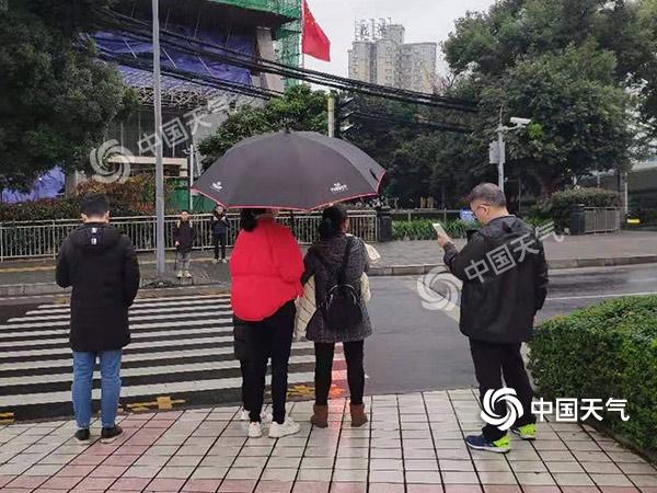 重庆巫山红叶迎来最佳观赏期 近