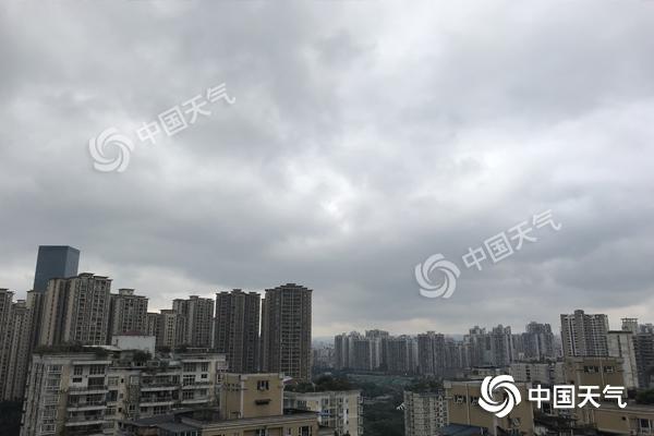 重庆今明持续阴雨湿冷天 27日有
