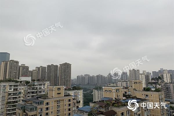 重庆今明高海拔地区有降雪 后日或邂逅阳光