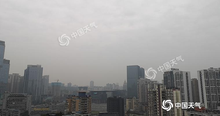 重庆今日迎来下半年最冷早晨!局地首现零下低温