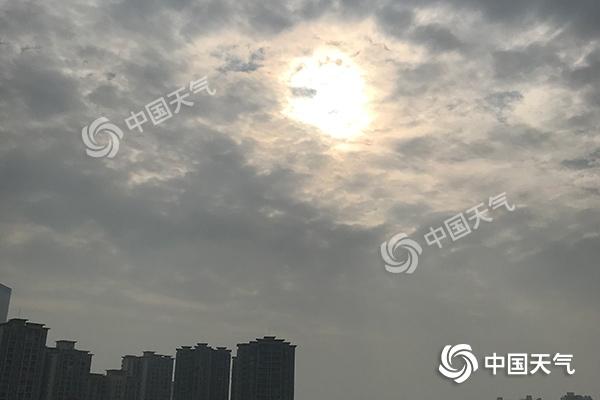 重庆重启阴雨天气 取暖需注意安