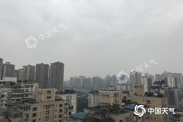 重庆今日结束暖晴天气 明后两天阴雨重返高山飘雪