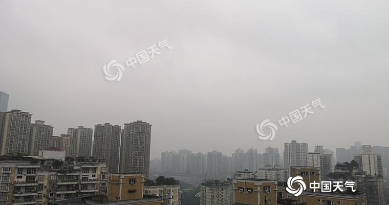 重庆除夕春节雨雪天气相伴气温明