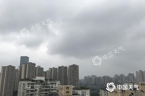 今明重庆大部天气转好 后天各地雨水将再次席卷山城