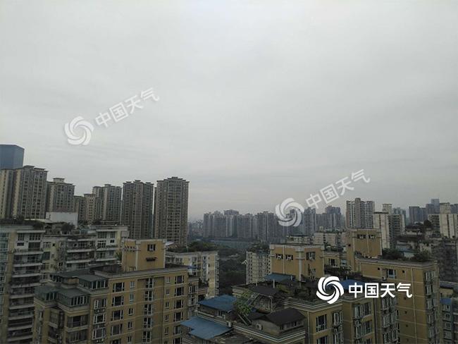 重庆主城近10年清明节5年飘雨 今年清明又将雨纷纷
