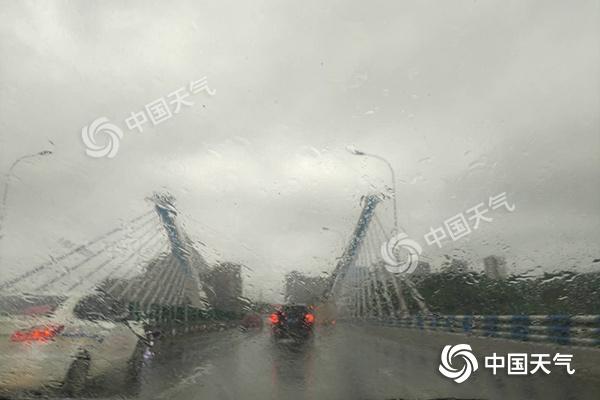 重庆3区县地质灾害气象风险很高 明后天局地再泼暴雨