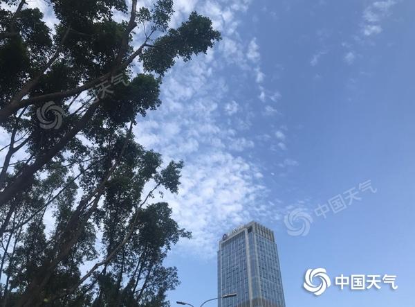今年前8月好天气助力 重庆收获221个蓝天
