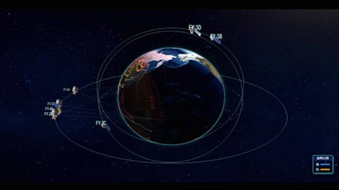 """風云氣象衛星支撐""""一帶一路""""應用 服務全球98個國家"""