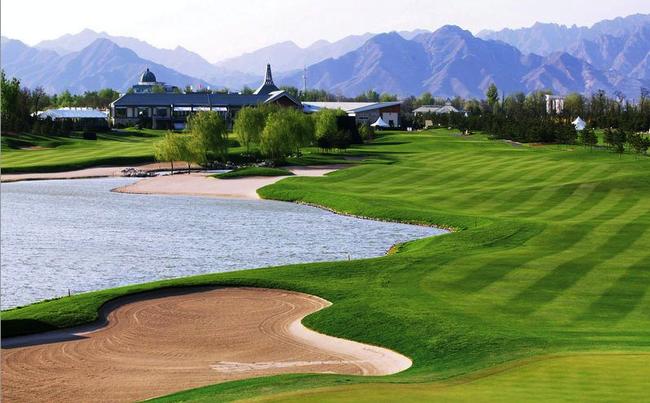 2017年北京高尔夫球场开场信息