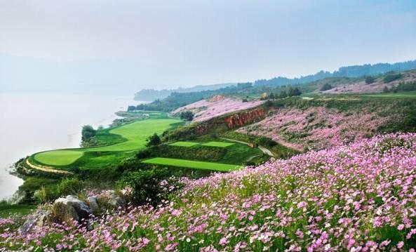 细数中国最美的五大高尔夫球场