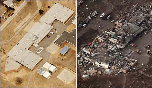龙卷风再袭美国 如何有效防范?