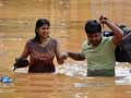 印度遭遇洪水侵袭