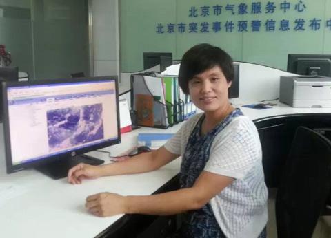 专家解析北京大范围降雨