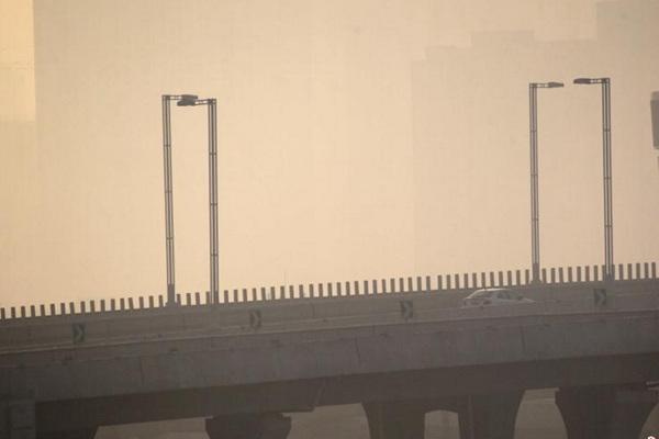 京津冀等雾和霾为何来势凶猛?