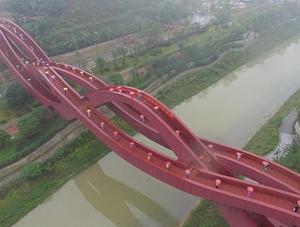 盘点那些脑洞大开设计巧妙的大桥