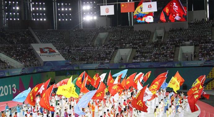 9月12日,沈阳晴空万里,微风拂面,第12届全运会迎来了闭幕的时刻。