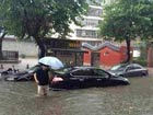 强降雨袭福建局地雨量超300毫米 12趟火车停运