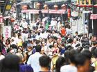 中秋小长假重庆大部天气给力 景区客流量翻倍