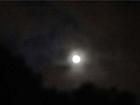 四川雨水来袭今夜难见十六圆月