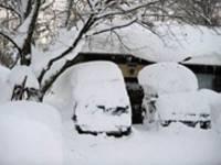大湖效应催生美国创纪录暴雪