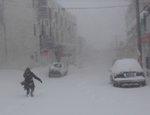 西藏西南部现强降雪天气 聂拉木降大暴雪