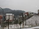 重庆城口迎今冬以来最强降雪 道路结冰事故频发