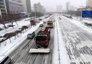 东北降雪减弱 南方阴雨持续