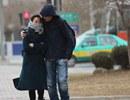 我国20余省市迎降温 北方有五六级大风