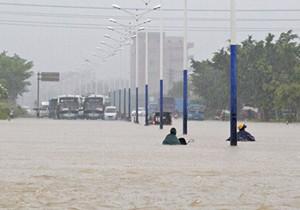 江南华南持续强降水 东北等有阵性降雨