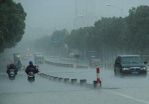强降雨逐渐南压 广西广东等地有大暴雨