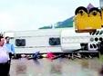 湖南旅游大巴雨天侧翻已致8人遇难