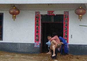 广东福建等省局地有暴雨 北方气温反弹