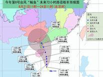 """今年第8号台风""""鲸鱼""""生成"""