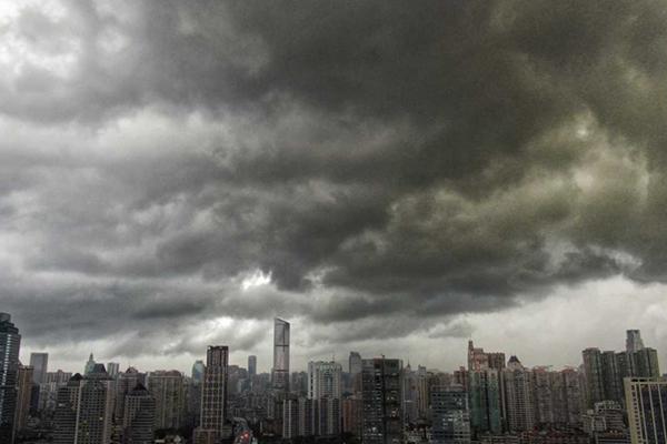 中东部晴暖迎五一 4日江南华南雨势强