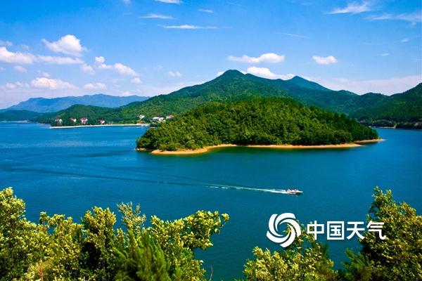 玉茏青纱人未识——孝感观音湖度假区