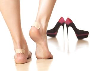 """高跟鞋是否真能""""走""""出好身材?"""