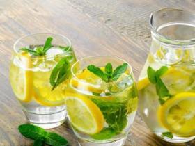 每天一杯柠檬水 好处让人惊叹